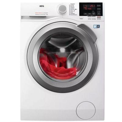 AEG L6FB67490 Waschmaschine (9kg, Mengenautomatik, 1400 U/Min.) ab 419,30€ (statt 582€)