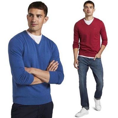 🔥 Pullover Restgrößen Sale bis 83% Rabatt + 10% Extra-Rabatt – z.B. 3x Jack&Jones Baumwoll-Pulli nur 40,50€ (vorher 75€)