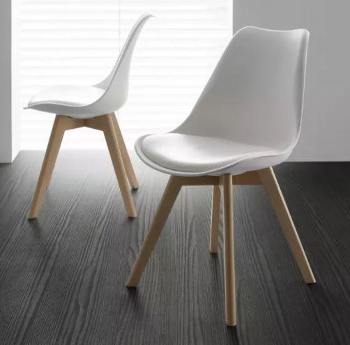 4 er Set Retro Stuhl Judy für 89,67€ (statt 126€)