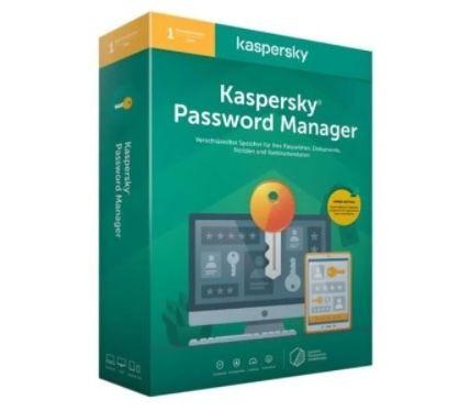 6 Monate Kaspersky Passwort Manager GRATIS (statt 6€)