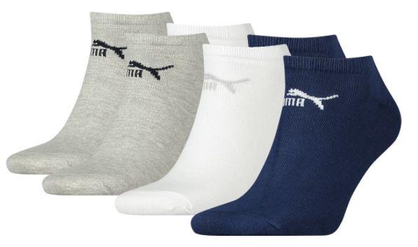 12er Pack Puma Clyde Sport Sneaker Socken für 20,99€ (statt 28€)