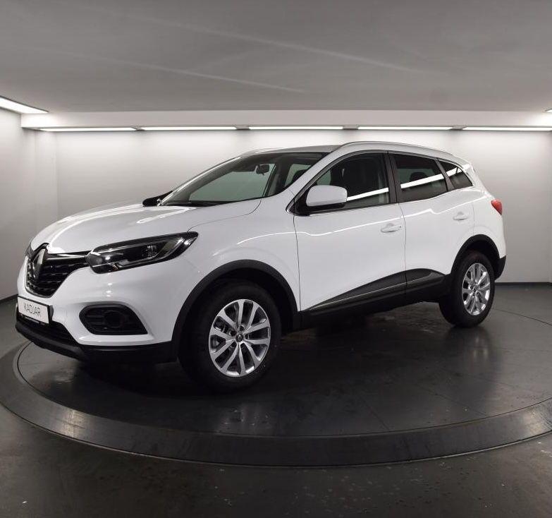 Gewerbe: Renault Kadjar TCe 140 EDC mit 140 PS für 58,67€ mtl. netto – LF: 0.22