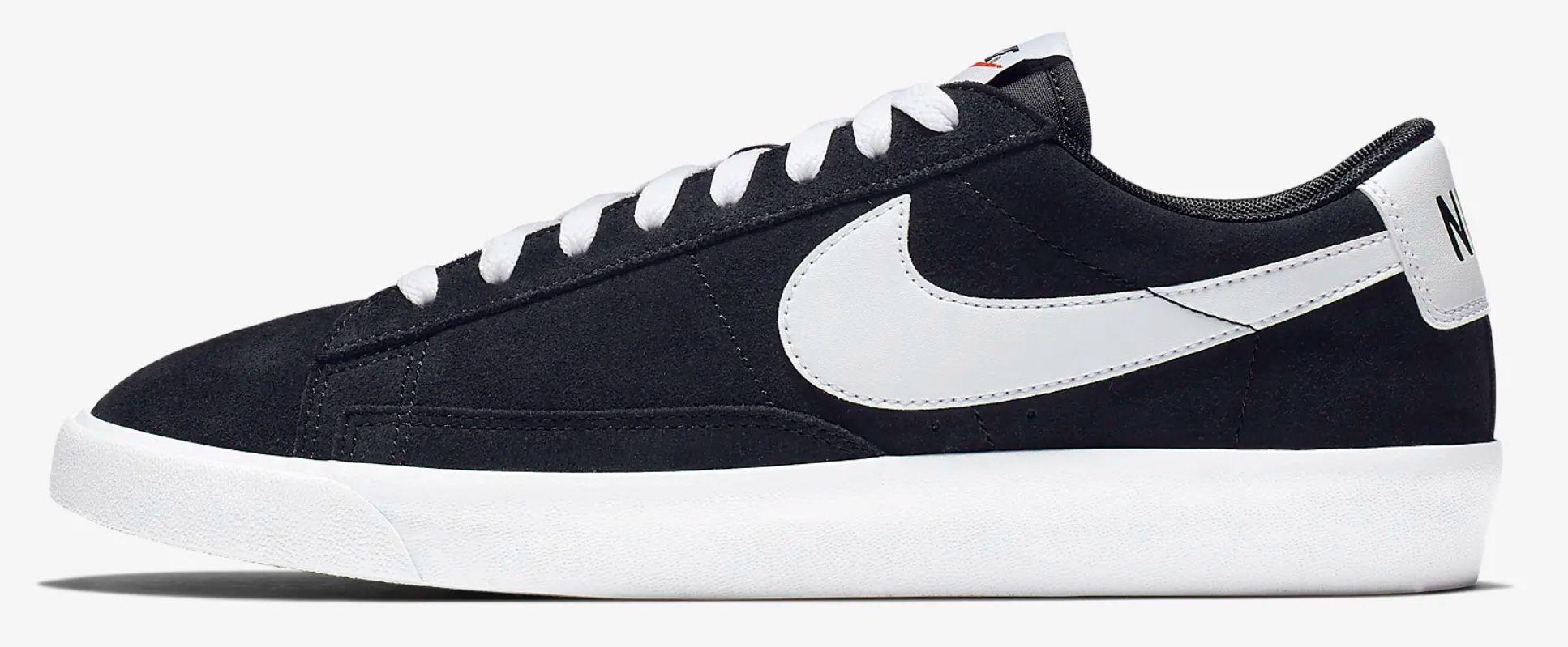 Nike Blazer Low Premium Vintage Suede Wildleder Sneaker für 57,58€ (statt 69€)