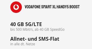 OnePlus 9 Pro mit 256GB für 99€ + Vodafone Allnet Flat mit 40GB LTE/5G für 49,99€mtl.