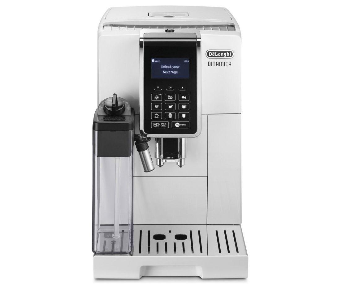 DeLonghi ECAM 353.75.W Kaffeevollautomat in Weiß für 469€ (statt 529€)