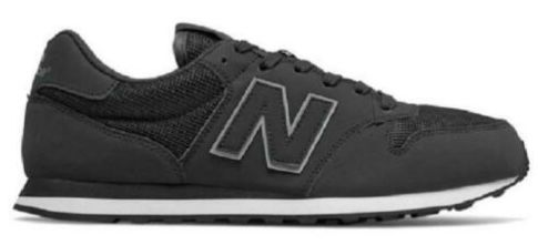 New Balance 500 in Grau, Navy oder Schwarz für je 39,96€ (statt 49€)   nur 40, 41, 42