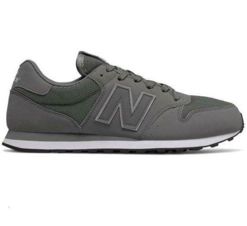 New Balance 500 in Grau, Navy oder Schwarz für je 39,96€ (statt 49€) – nur 40, 41, 42