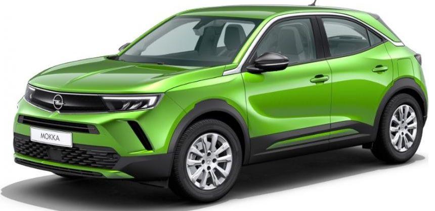 Privat: Opel Mokka Edition mit 101 PS für 135,29€ mtl.   LF: 0.65