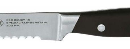 Rösle Cuisine Brotmesser 20 cm für 10,99€ (statt 17€)