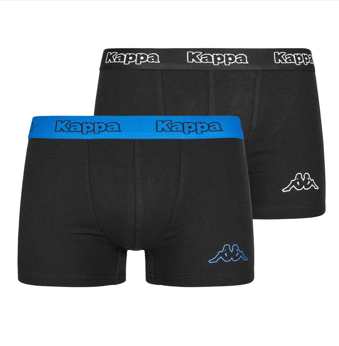 🔥 18er Pack Kappa Herren Boxershorts mit elastischem Bund für 57,91€ (statt 90€)
