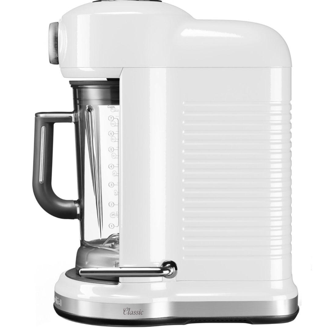 KitchenAid Classic 5KSB5075EWH Standmixer für 139,90€ (statt 222€)   refurbished
