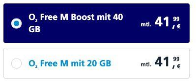 Apple iPhone 11 für 1€ + o2 Flat mit 40GB LTE für 41,99€ mtl. + 12 Monate Netflix gratis