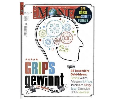 25 Ausgaben Focus Money Print für 117,50€ + Prämie 110€ BestChoice Gutschein