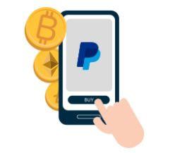 PayPal US nun als Zahlungsmittel für Kryptowährungen