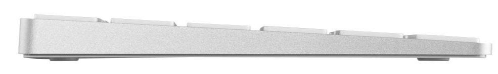 Apple Magic Keyboard mit Ziffernblock in Silber für 99€ (statt 123€)