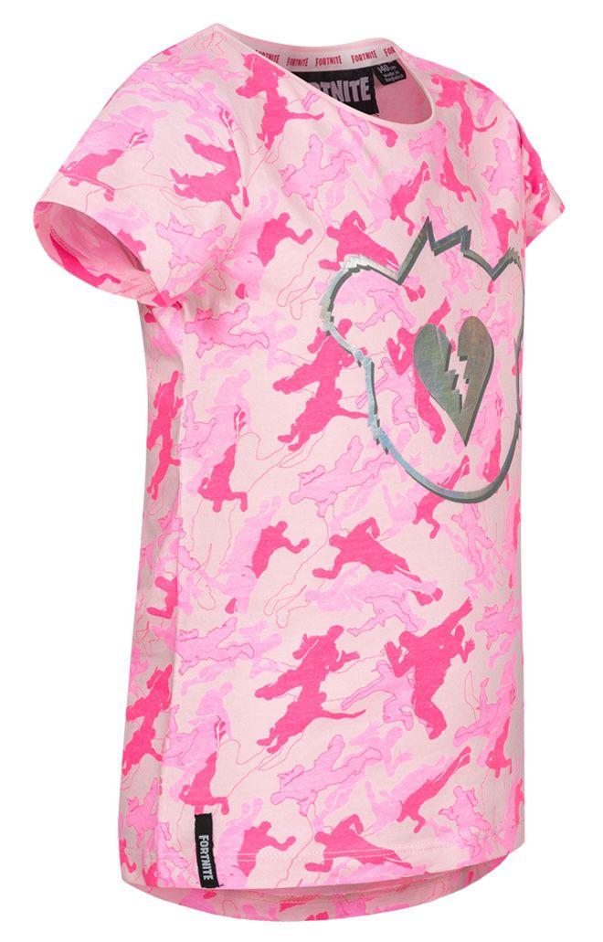 Fortnite Cuddle Team Leader Mädchen T Shirt für 7,94€ (statt 15€)