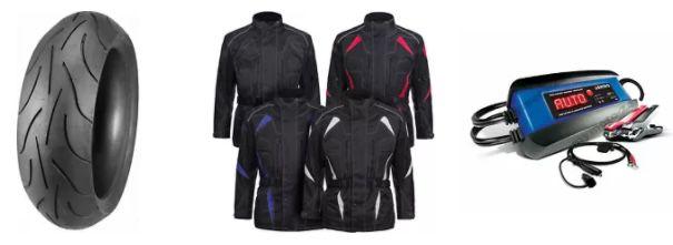 eBay: 10% Rabatt auf ausgewählte Motorrad Teile, Kleidung & Zubehör