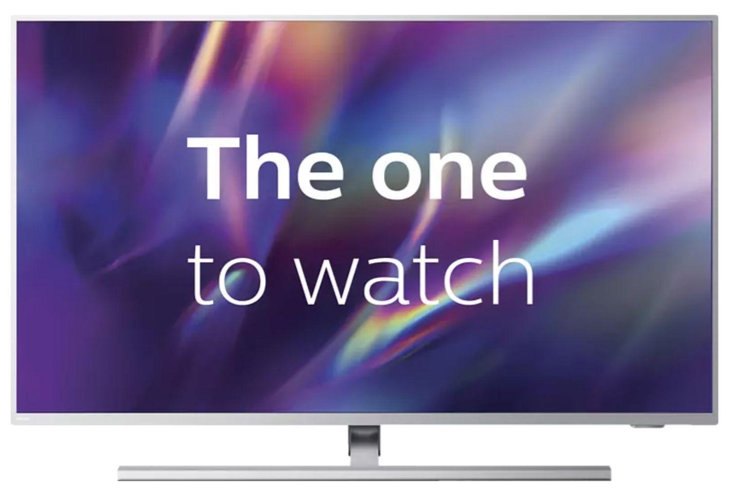 Philips 65PUS8545   65 Zoll UHD Android Fernseher mit 3 seitigem Ambilight für 789€ (statt 970€)