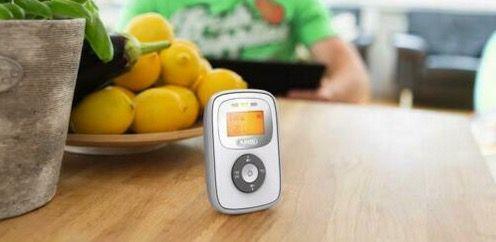 ABUS Digitales Audio Babyphone TOM JC8230 mit Reichweite 300m für 29,90€ (statt 62€)