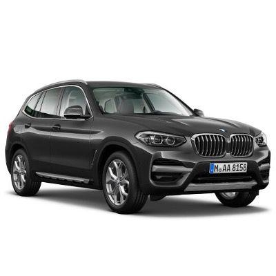 Privat & Gewerbe: BMW X3 20i X-Line in Sophistograu Metallic mit 184PS für 369€ – LF 0,67