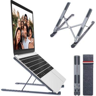 JUNEO Laptop Ständer in 8 Stufen höhenverstellbar für 11 bis 17,3'' Notebooks oder Tablets für 11,39€ (statt 19€)