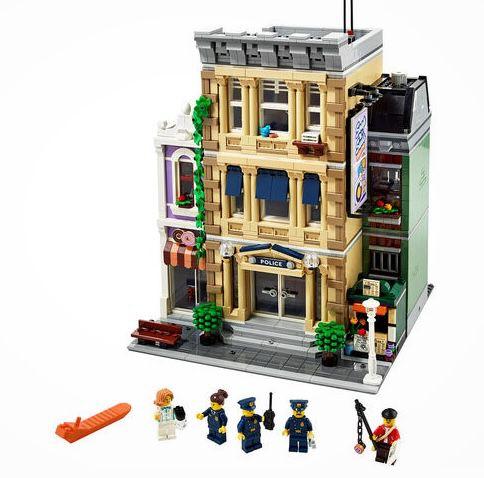 Lego Creator – Polizeistation (10278) für 159,99€ (statt 179€)