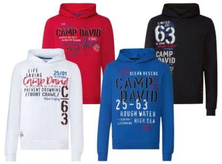 LIDL: Camp David Sale bis 65% Rabatt   z.B. Poloshirts für je nur 19,99€