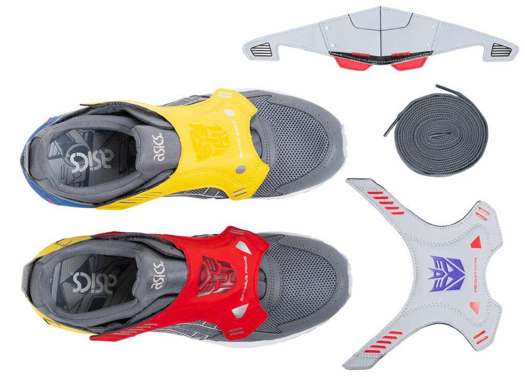 ASICS GEL Lyte V x Transformers Sneaker für 50,43€ (statt 77€)