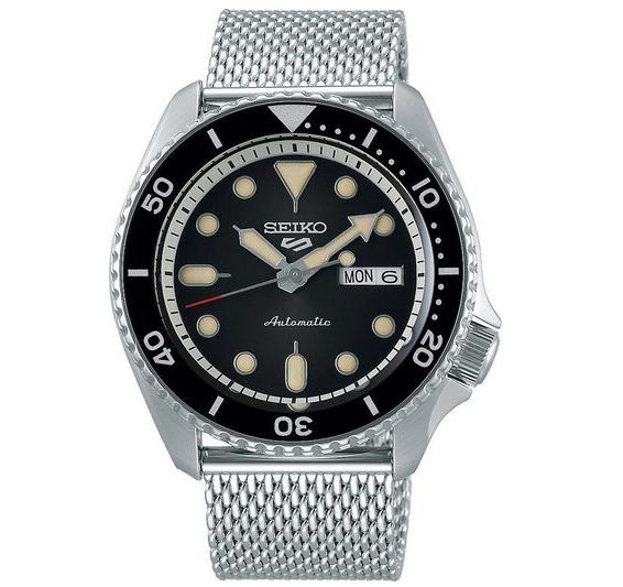 Seiko 5 Sports Automatic Suits (SRPD73K1) für 193,42€ (statt 233€)