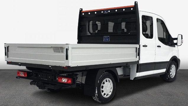 Privat & Gewerbe: Ford Transit mit DOKA Pritsche Trend L2 310 mit 131PS€ für 99€   LF 0,34