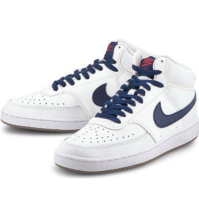 NIKE Court Vision Mid Herren-Sneaker in verschiedenen Farben ab 41,41€ (statt 64€)