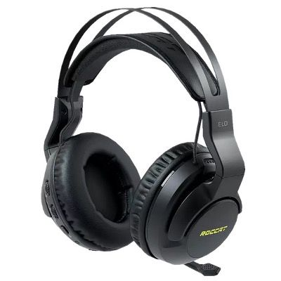 Roccat Elo Air 7.1 Over-ear Gaming-Headset in Schwarz für 69€ (statt 99€)