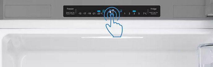 Samsung RL30J3005SA   311l Kühlgefrierkombination mit No Frost für 389€ (statt 448€)