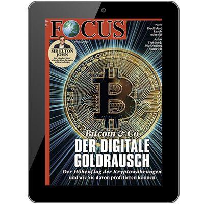 Jahresabo Focus Digital E Paper für 9,99€ (statt 207€)