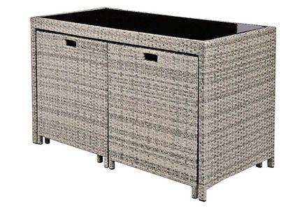 Porta Gartenmöbel Set Kuba 5 teilig mit Polstern ab 296,95€ (statt 499€)