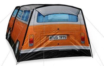 VW Bulli 3 Personen Zelt 380 x 200 x 145 cm für 99,99€ (statt 160€)