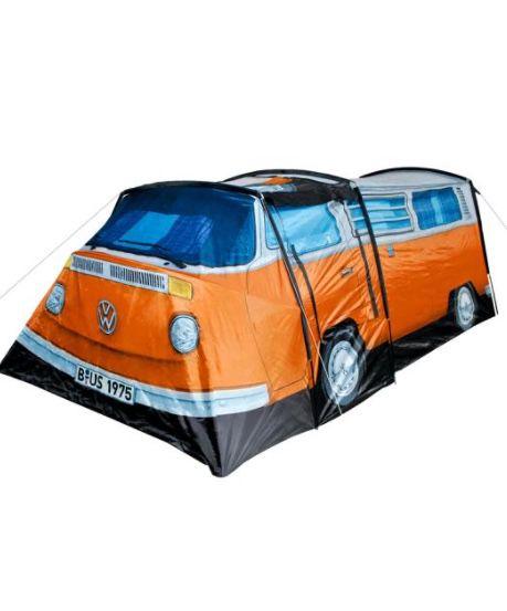 VW Bulli 3-Personen-Zelt 380 x 200 x 145 cm für 99,99€ (statt 160€)