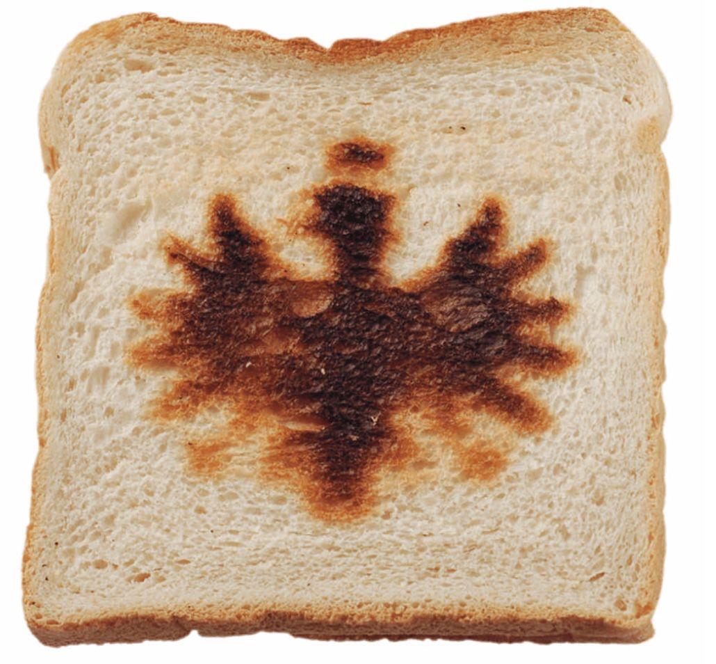 Eintracht Frankfurt Toaster (Adler-Logo auf dem Toast) für 24,88€ (statt 45€)