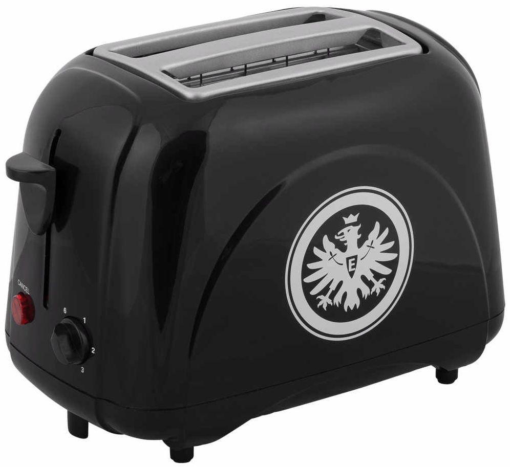 Eintracht Frankfurt Toaster (Adler Logo auf dem Toast) für 24,88€ (statt 45€)