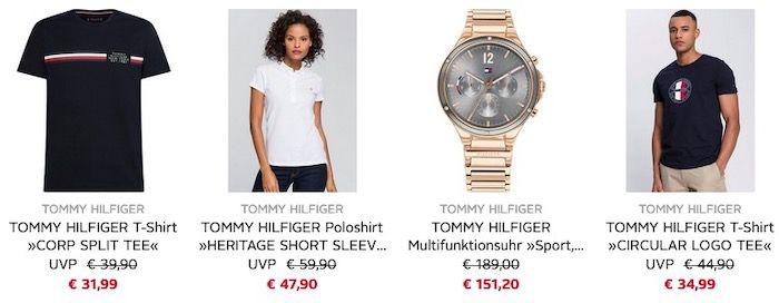 OTTO Marke der Woche: Tommy Hilfiger mindestens 20% Rabatt + 15% Extra Rabatt mit Gutschein