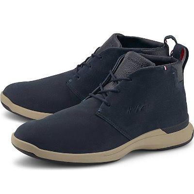 Tommy Hilfiger Schnür-Boots Classic Hybrid in Blau für 82,82€ (statt 150€)