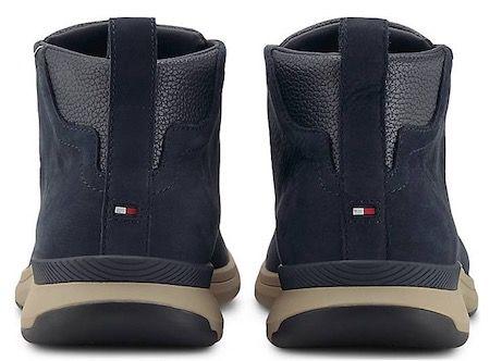 Tommy Hilfiger Schnür Boots Classic Hybrid in Blau für 82,82€ (statt 150€)