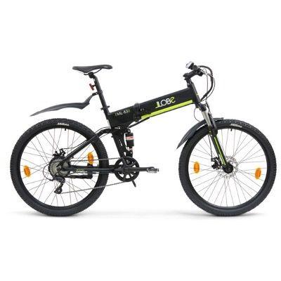 LLobe FML-830 27,5 Zoll Alu Elektro Mountain Faltrad für 1249€ (statt 1.649€)