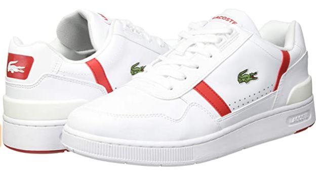 Lacoste T Clip 0721 2 SMA Herren Sneaker für 52,99€ (statt 86€)