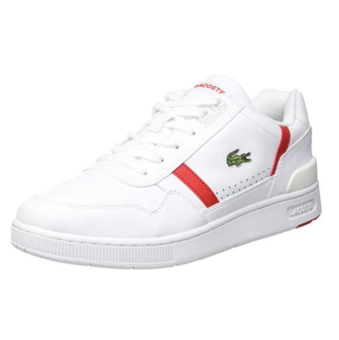 Lacoste T-Clip 0721 2 SMA Herren Sneaker für 52,99€ (statt 86€)