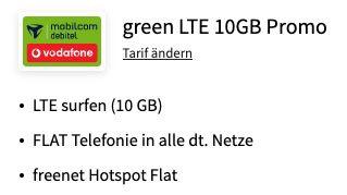 Samsung Galaxy S20 FE 128GB für 1€ + Vodafone Allnet Flat mit 10GB LTE für 24,99€ mtl.