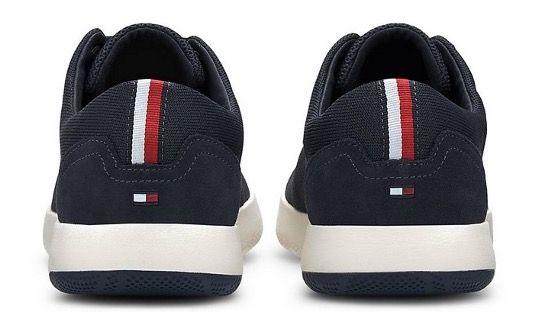 Tommy Hilfiger Freizeit Schnürer Light Weight Textile Lace Up Shoe in Dunkelblau für 66,30€ (statt 120€)