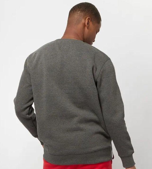 Alpha Industries Basic Sweater bis XXL für 24,99€ (statt 49€)
