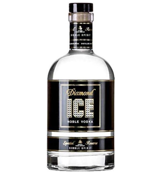 Diamond ICE Noble Vodka 0,5L für 24,26€ (statt 35€)