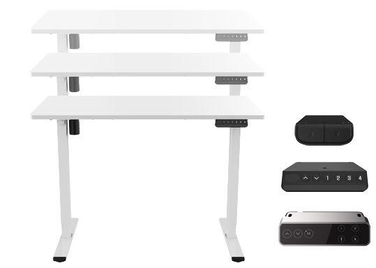 Flexispot EG1 höhenverstellbares Schreibtisch Gestell bis 70kg Tragkraft für 169,99€ (statt 230€)